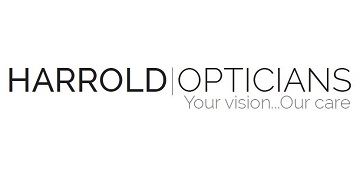 Harrold Opticians logo