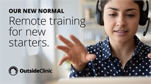 Our new normal: Remote training for new starters
