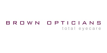 Brown Opticians logo