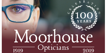 Moorhouse Opticians Ltd logo