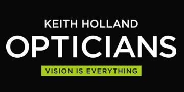 Keith Holland Opticians logo