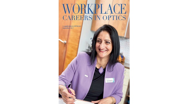 Optician Workplace Guide - Careers in Optics 2017