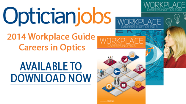 Workplace Guide | Careers in Optics 2014