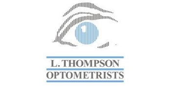 L Thompson Optometrist logo