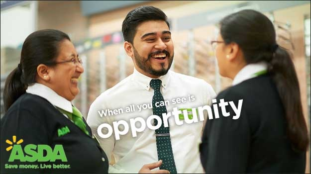7 reasons why you'll find more opportunity in an Asda Optical Store