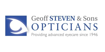 Geoff Steven & Son Optometrists logo