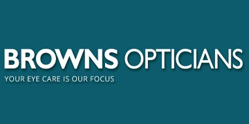 Browns Opticians logo