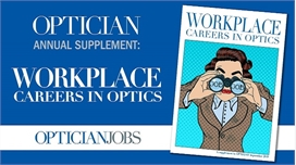 Optician Workplace Guide - Careers in Optics 2019