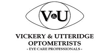Vickery and Utteridge Opticians logo